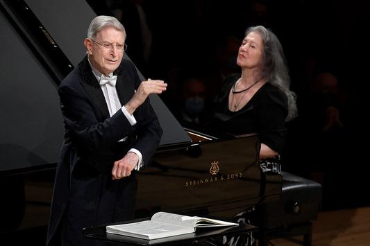 """Zum 80. Geburtstag der Pianistin Martha Argerich: """"Lucerne Festival 2020"""" in 3sat"""