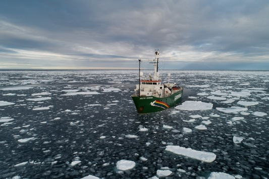 """Greenpeace Inside – Mission: Saving the Planet"" – Drehstart der neuen Sky Original Produktion"