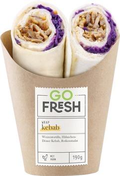 Produktrückruf Go Fresh Wrap Kebab