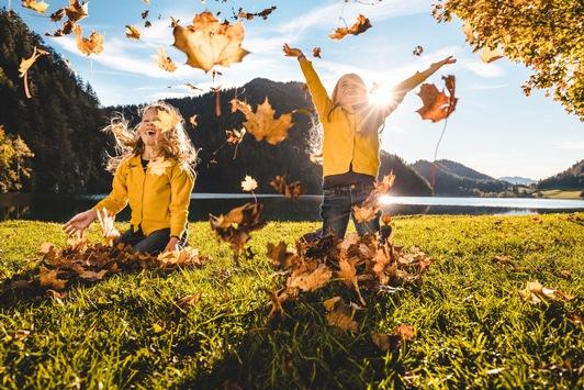 So schön wird der Herbst am Wilden Kaiser