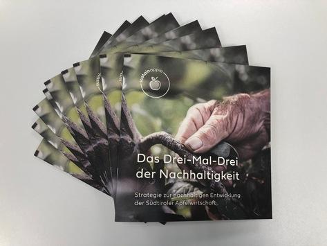 Sustainapple: Strukturierter Wegweiser für alle Nachhaltigkeitsthemen / Südtiroler Obstwirtschaft stellt Nachhaltigkeitsstrategie vor