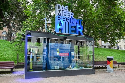 Mehr als Meer: Schleswig-Holstein beim Tag der Deutschen Einheit in Halle (S.)
