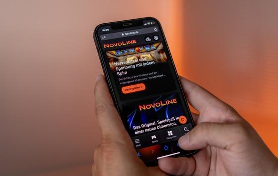 Online-Glücksspiel / Novoline – eine Legende kehrt zurück