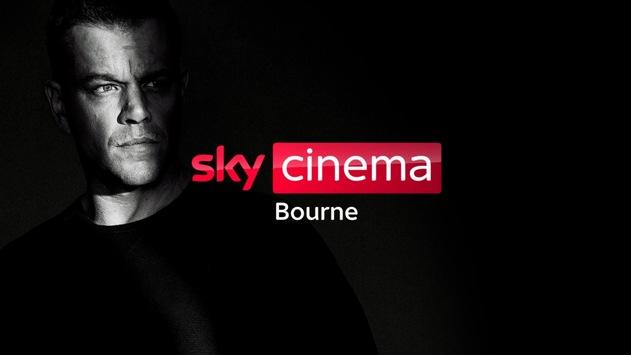 Sky Cinema Bourne: Matt Damon als Agent ohne Gedächtnis in allen Filmhits auf einem eigenen Sender
