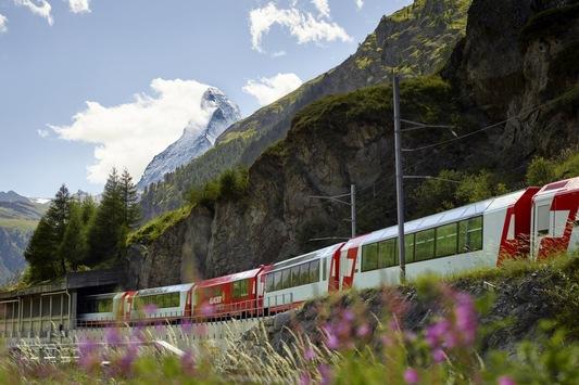 Traumhafte Bahnstrecken der Schweiz: Vierteilige Doku-Reihe in 3sat und im SRF