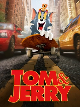 """Cartoon-Kult bei Sky Cinema: Das berühmteste verfeindete Katz-und-Maus-Duo """"Tom & Jerry"""" schon ab heute bei Sky und Sky Ticket"""