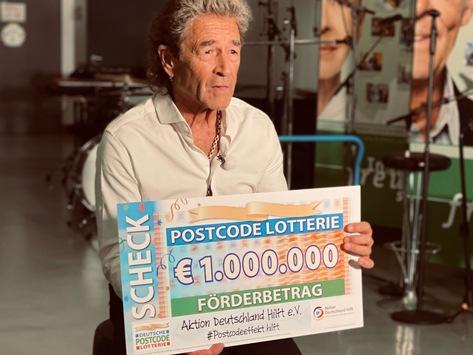 Deutsche Postcode Lotterie unterstützt Betroffene der Hochwasserkatastrophe mit 1,2 Millionen Euro