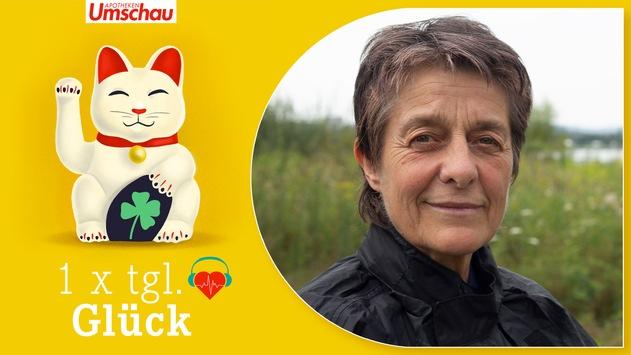 """""""Wenn ich aufbreche, bin ich glücklich""""/ Margot Flügel-Anhalt, die als Rentnerin alleine mit dem Motorrad nach Tadschikistan fuhr, im Podcast """"1x täglich Glück"""""""