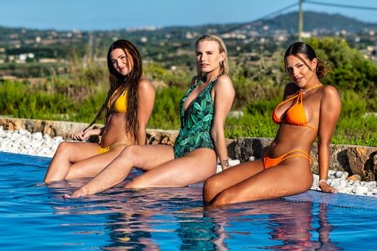 """""""Love Island""""-Neustart mit sechs frischen Singles: / Heiße Granaten schmeißen Islanderinnen raus!"""