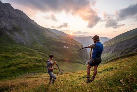 """Auf der Alp: 3sat zeigt """"Im Berg dahuim"""""""