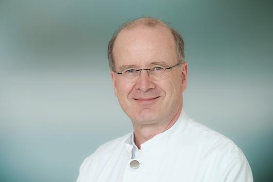 Prof. Dr. med. Uwe Kehler aus der Asklepios Klinik Altona ist neuer Präsident der International Hydrocephalus Society
