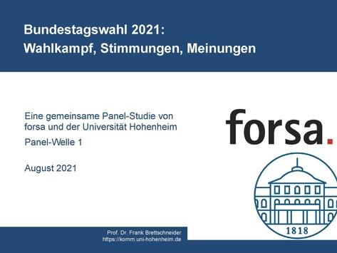 Bundestagswahl: Wenig Begeisterung für Spitzenkandidierende