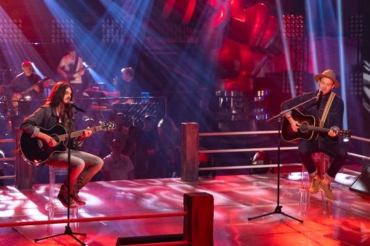 Wenn er singt, verliert er sein Stottern: Noah Sam Honegger verzaubert die #TVOG-Zuschauer und -Coaches