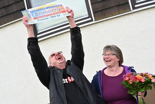 Mössingen im Ausnahmezustand: Herbert freut sich über 700.000 Euro