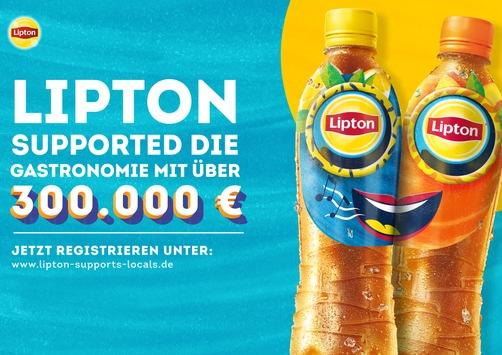 Lipton Ice Tea unterstützt Gastronomen mit Geldpreisen im Wert von über 300.000 Euro!