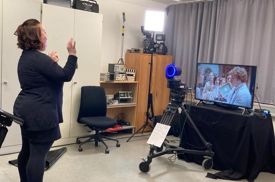 Zum 1. Advent: MDR unterlegt erstmals 50 Märchenfilme mit Gebärdensprache – für MDR und ARD