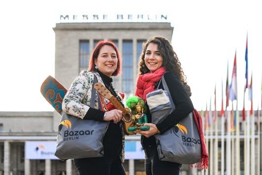 Der Bazaar Berlin ist zurück