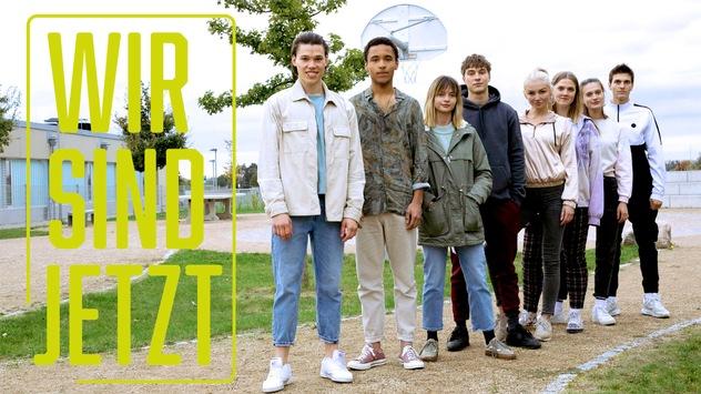 """RTLZWEI-Serie """"Wir sind jetzt"""" ist zweifach für den Deutschen Fernsehpreis nominiert"""