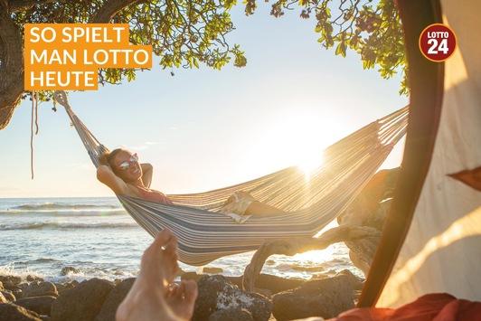 Neues Spiel, neues Glück – schon wieder eine Multimillionärin bei LOTTO24