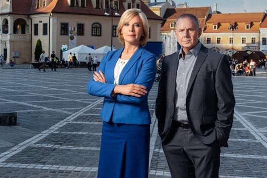 """Drehende für ZDF-Fernsehfilm """"Der Bär"""" in Rumänien / Mit Joachim Król und Désirée Nosbusch in den Hauptrollen"""