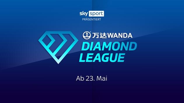 Die besten Leichtathletinnen und Leichtathleten der Welt live: Sky Deutschland sichert sich die exklusiven Übertragungsrechte an der Wanda Diamond League bis 2023