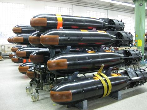 Torpedos werden digital