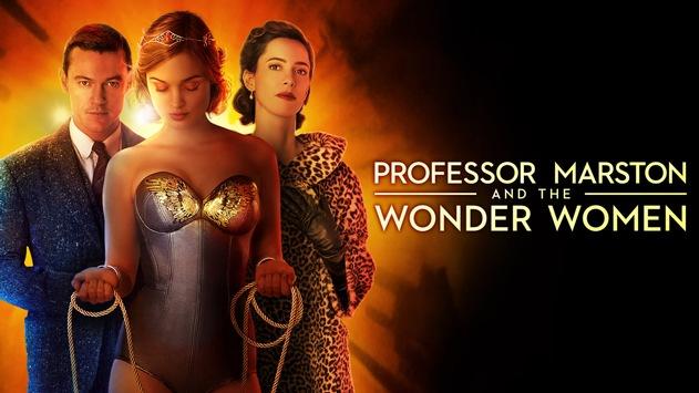 """TELE 5-Programmtipp / Die wahre Geschichte der Comic-Heldin als Free TV-Premiere: """"Professor Marston and the Wonder Woman"""" am Freitag, 20. November, 20:15 Uhr"""