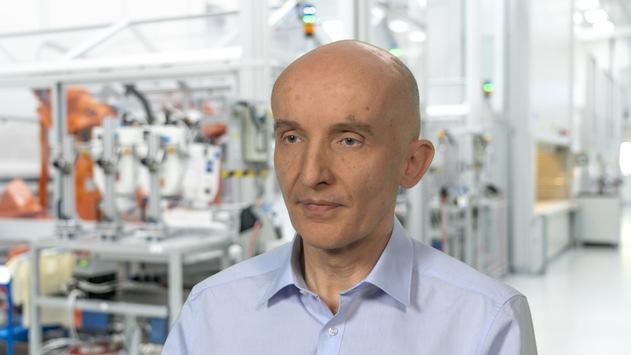 Nominiert zum Deutschen Zukunftspreis 2020 / Team 1 fertigt mit UV-Licht die Mikrochips der Zukunft