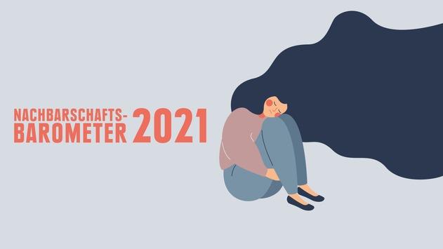 So nachbarschaftlich ist Deutschland / EDEKA Nachbarschaftsbarometer 2021: Gute Nachbarschaften, trotzdem Millionen Deutsche einsam