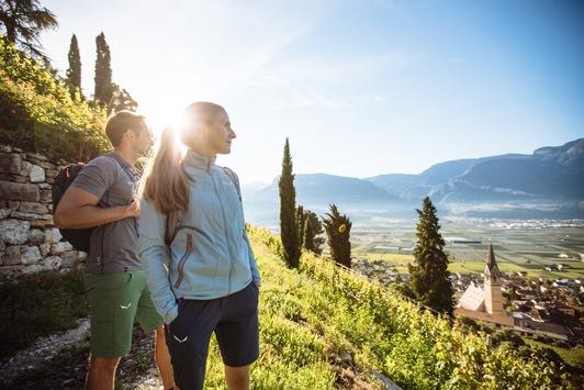 Weitere Lockerungen in Südtirol / Die autonome Provinz zieht mit den Vorgaben der italienischen Regierung gleich