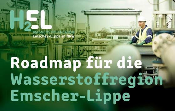 Pressekonferenz Wasserstoffregion Emscher-Lippe: Vorstellung der Roadmap, 6.7., 16.30 Uhr