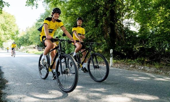 Rose und BVB versteigern und verkaufen Bikes für den guten Zweck