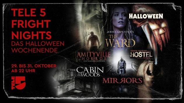 Horror im Oktober – Die TELE 5 Fright Nights