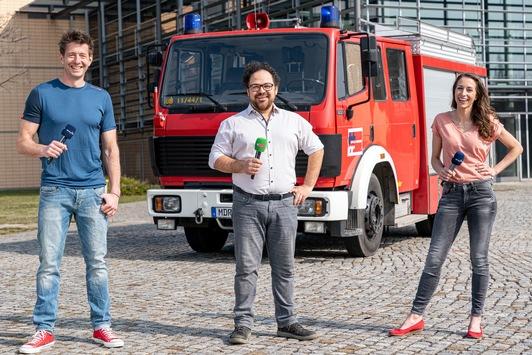 Roter Teppich fürs Ehrenamt: MDR sucht fitteste Feuerwehr Mitteldeutschlands