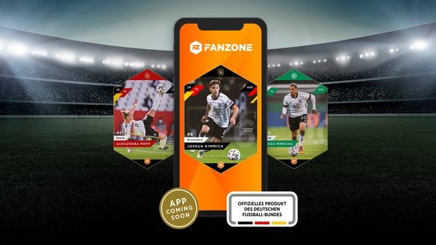 FANZONE neuer DFB-Lizenzpartner für digitale Sammelkarten