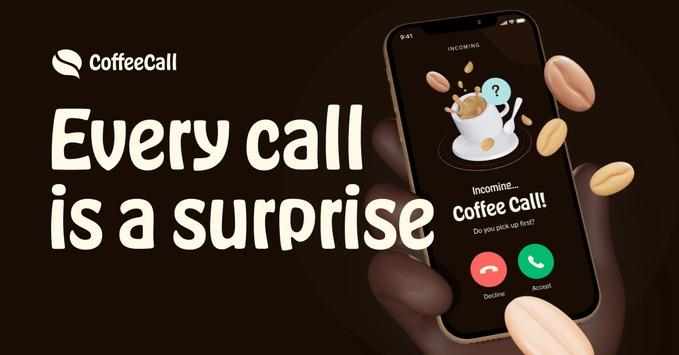 Zufällige Gespräche an der Kaffeemaschine virtuell / Ein CoffeeCall pro Tag vertreibt Kummer und Sorgen: Büroangestellte, die während der Pandemie zu Hause sitzen, finden mit CoffeeCall Gesellschaft