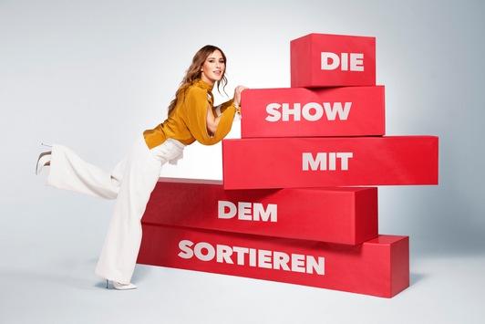 """ProSieben sortiert den Advent neu. Vier Mal """"Die Show mit dem Sortieren"""" am Mittwoch / Vier Mal großes Kino am Dienstag"""