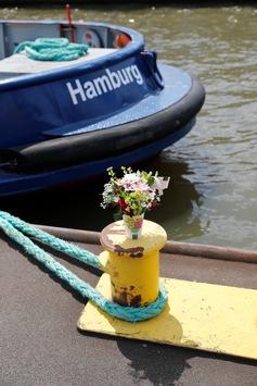 Deutschlands größte Blumengeste: Sag was wichtig ist. Sag's mit Blumen! / Fleurop-Aktion erfährt positive Resonanz aus ganz Deutschland