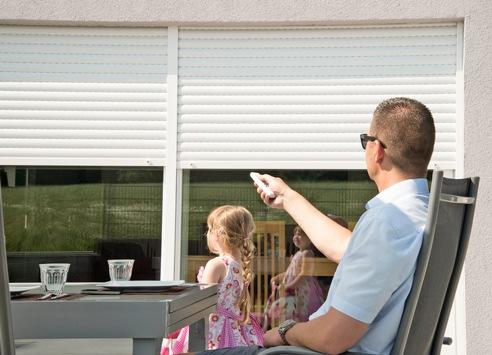 Rollladen- und Sonnenschutztag 2021 / Sicher für die Kunden da