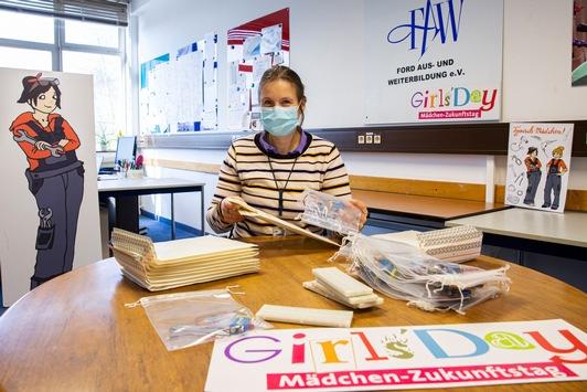 Girls' Day trotz Home Office – Ford stellt auf digitalen Besuch um