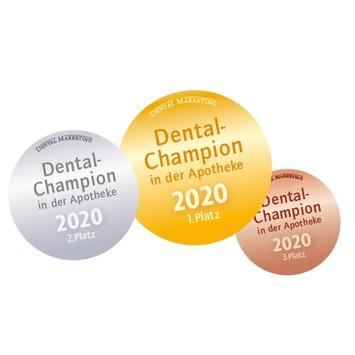 Ranking: Das sind die Dental-Champions 2020 in der Apotheke
