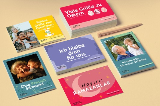 Zusammen gegen Corona: MyPostcard verschenkt 500 Tausend Postkarten