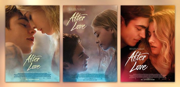 Es knistert wieder: Trailer zu AFTER LOVE ab sofort verfügbar / Über das finale Hauptplakat entscheidet diesmal die Community