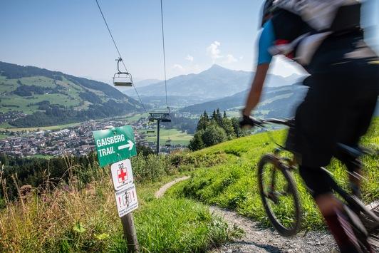 Gelungener Start in den Bergsommer bei KitzSki