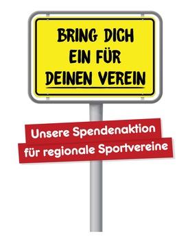 Moderatorin Marlene Lufen motivierte an Netto-Kasse zum Spenden: Einsatz für regionale Sportvereine