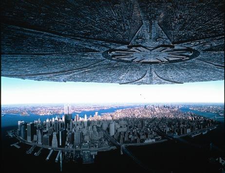 """25 Jahre Invasion: Sci-Fi-Klassiker """"Independence Day"""" feiert am 19. September Jubiläum in SAT.1"""