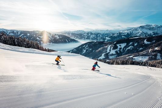 Schmittenhöhe in Zell am See startet am 24.12. in die Wintersaison