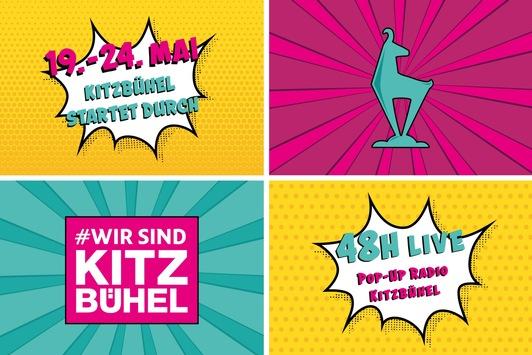 Kitzbühel startet durch – mit 19. Mai wird die Sommersaison eröffnet