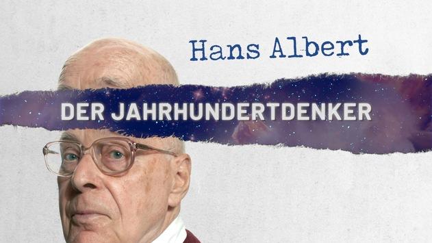 Der Jahrhundertdenker: Die Doku zum 100. Geburtstag von Hans Albert