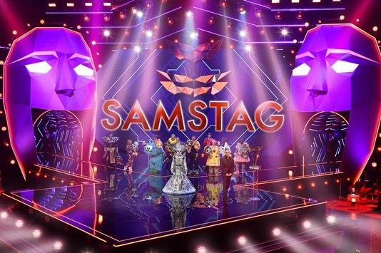 """Highlight am Wochenende: Das größte TV-Rätsel """"The Masked Singer"""" startet am 16. Oktober als große Samstagabendshow live auf ProSieben"""